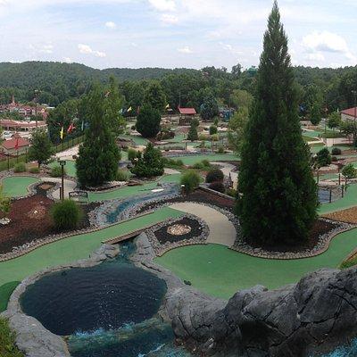 Course Panorama