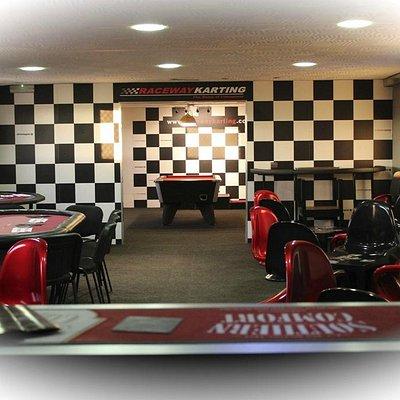 Raceway Karting Bar