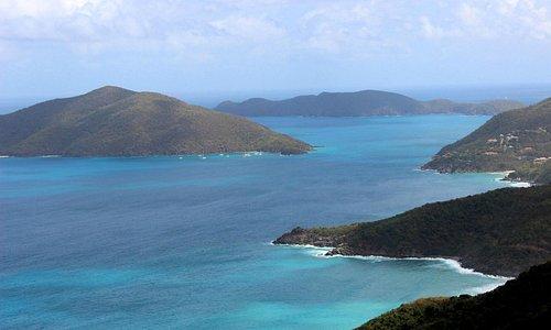 Tortola,ile paradisiaque...