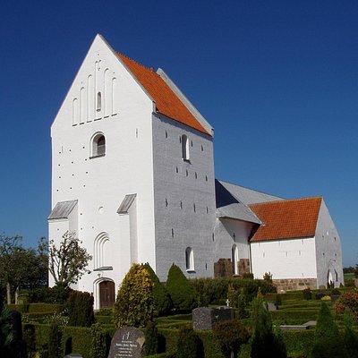 Saltum kirke :)