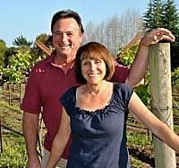 Brian and Marguerite Nicholson
