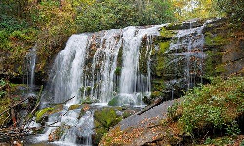 Shoal Creek Falls, Murphy NC