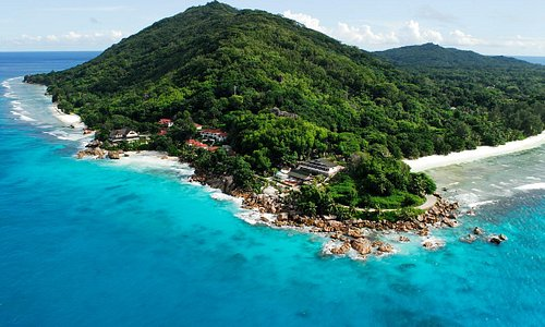 La Digue Island...the fourth largest island of the Seychelles