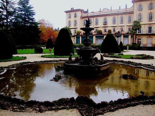 Varese - parco di villa Recalcati