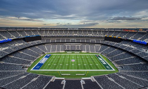 MetLife Stadium - Home of the New York Jets and New York Football Giants