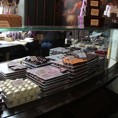 The Chocolate Line, Amberes (tienda)