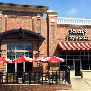 Front of Rudy's