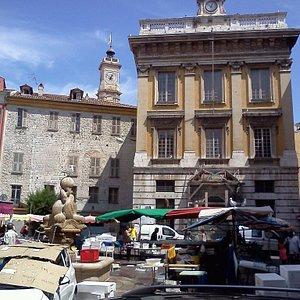 Place Saint François