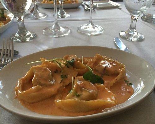 Eating the most unique Italian cusine in DC!
