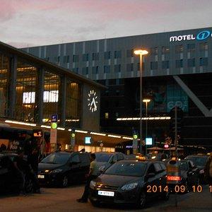 Bahnhofcity Wien West.
