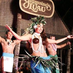 Aloha... Welcome to Germaine's Luau!