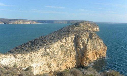 Excursion falaise