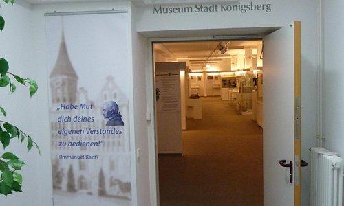 Nebenmuseum: Königsberg (Partnerstadt von Duisburg)