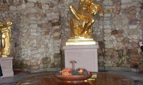 Петергоф, Музей фонтанного дела