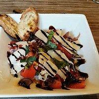 Italian salad yummy