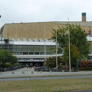 Staaatsbibliothek zu Berlin