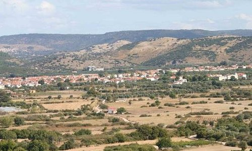 A part of the valley