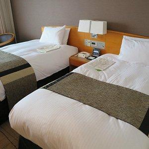 Beds, room 1931