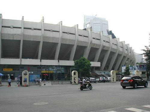 Stade de Chengdu
