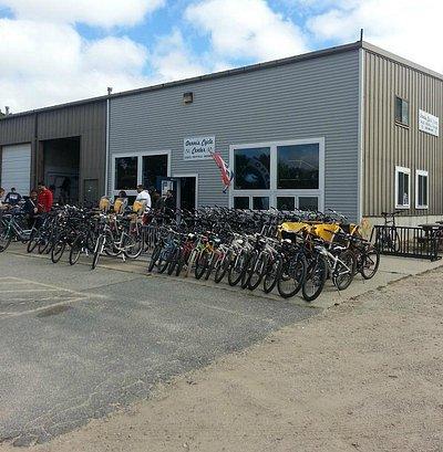 Dennis Cycle Center, South Dennis, Cape Cod