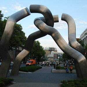 Sculpture 'Berlin'