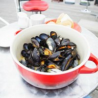 Best mussels ever.