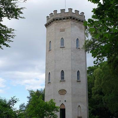 The Nelson Tower, Grant Park, Forres