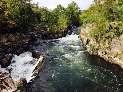 Near great falls