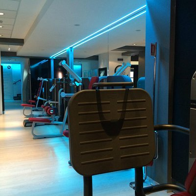 upstairs machines 2