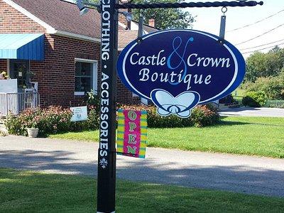 Castle & Crown Boutique