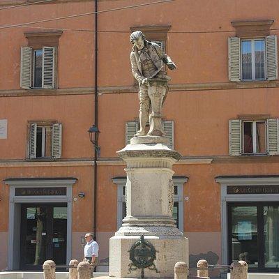Монумент Луиджи Гальвани