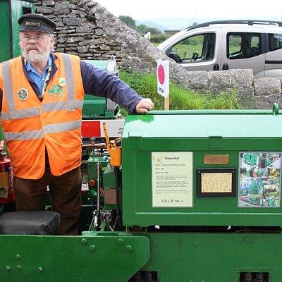 Greenbat the Engine, built in Leeds