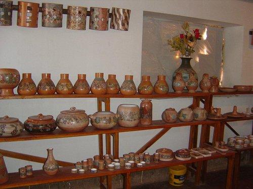 Cerámica ''Comunidad Chichubamba''