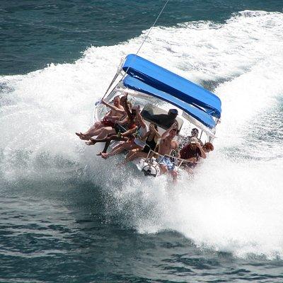 Wat a fun boat ride !