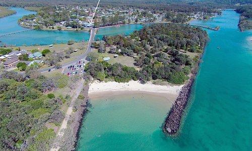 Brunswick River Inn - Aerial 7