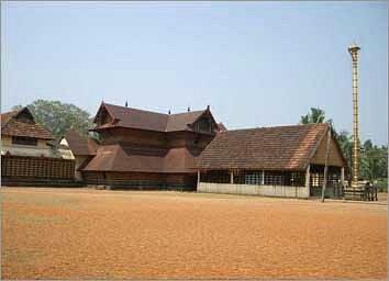 Sree Vallabha Temple