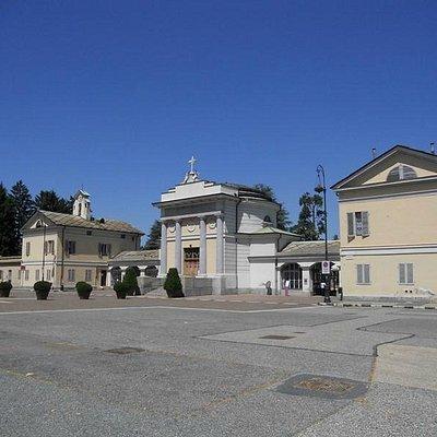Cimitero Monumentale Torino ingresso principale