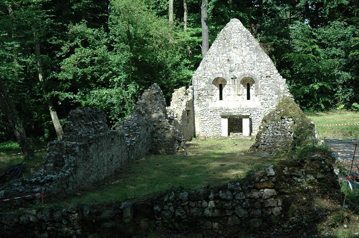 la chapelle du XIIème siècle