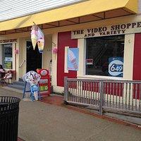 The Video Shoppe & Ice Cream Shoppe/Take-out