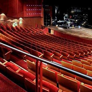 Grande salle du Théâtre des 2 Rives