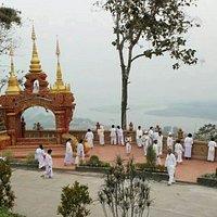 Great veiw at chiang saen