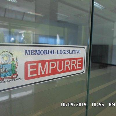 Memorial Legislativo.