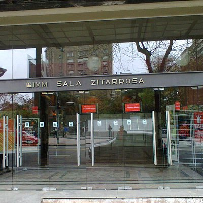 Fachada Sala Zitarrosa