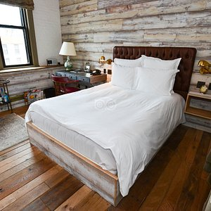 The Small Bedroom at the Soho House New York
