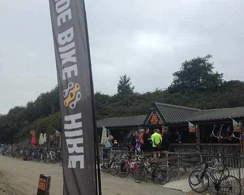 Cafe and Bike hire