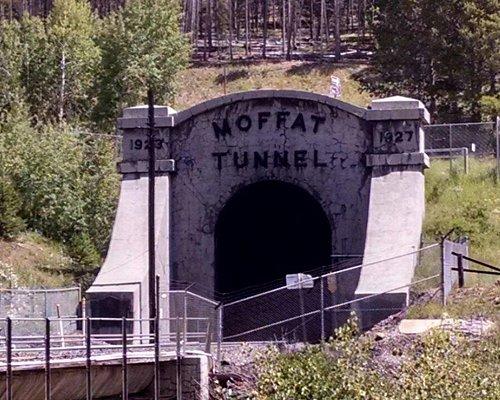 Moffat Tunnel West Portal (8/31/2014)