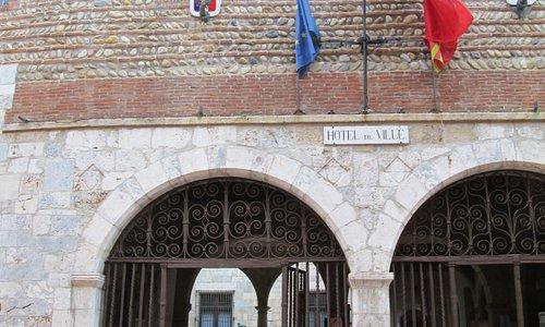 Perpignan Hotel de Ville
