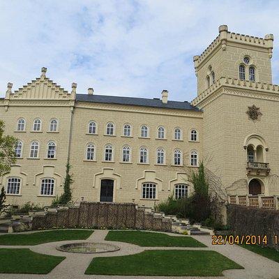 Замок Хыще
