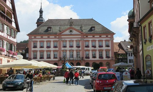 Town Hall Building