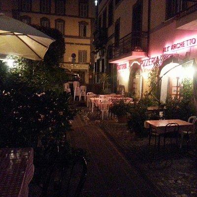 Trattoria pizzeria all'archetto